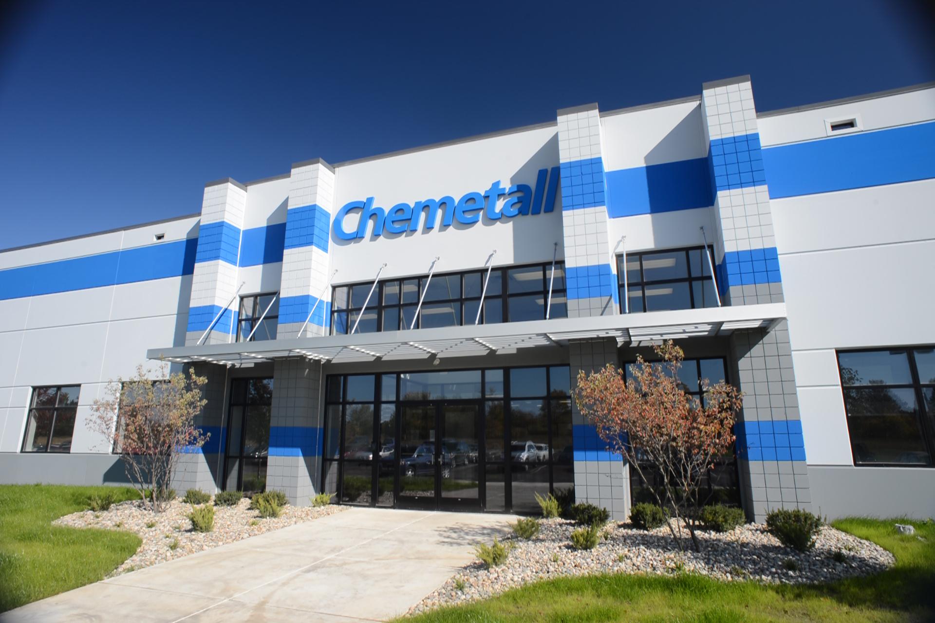 Chemetall Group - News Details