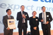 Chemetall receives Airbus Best Performer Award