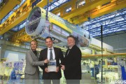 Chemetall receives highest Airbus supplier award for the third time