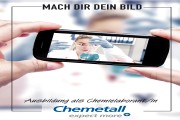 Chemetall honored as one of Germany's best apprenticeship companies