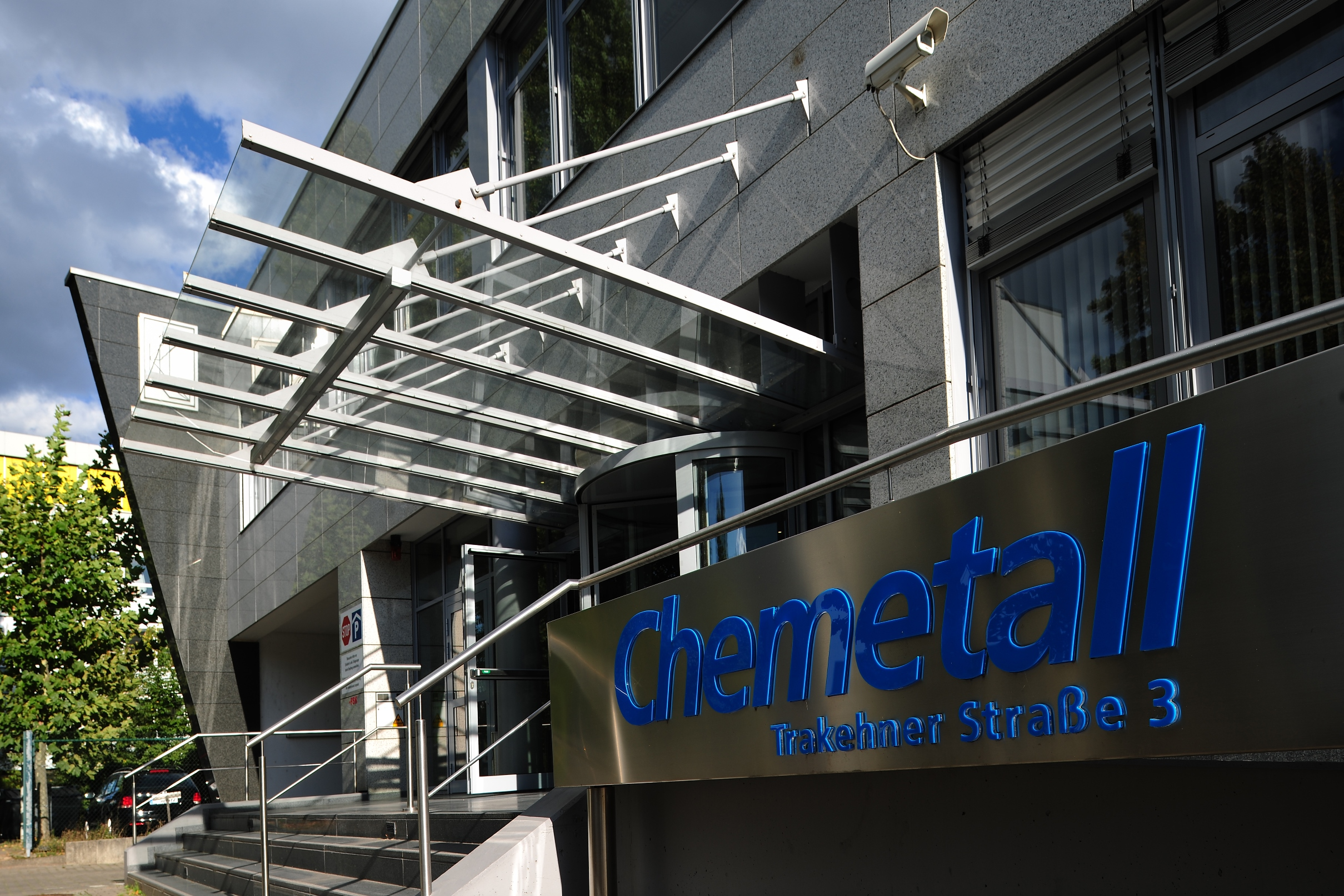 Chemetall Group - News Details
