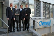 Chemetall receives Best Performer Award by Airbus